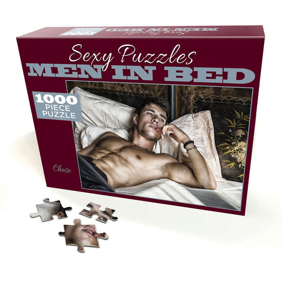 Sexy Puzzles - Men In Bed - Chase