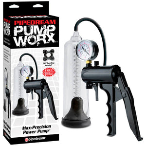 Pump Worx Max-precision Power Pump