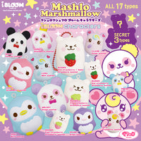 Japan iBloom Mashlo Mini Marshmallow Character Squishy Version 1 BLIND BAG