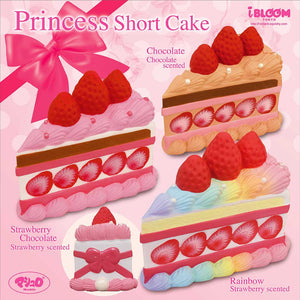 Jumbo iBloom Princess ShortCake Squishy