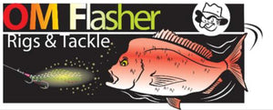 OM Flasher Rigs & Tackle