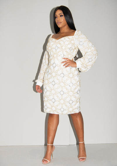 CURVE Madalyn Dress
