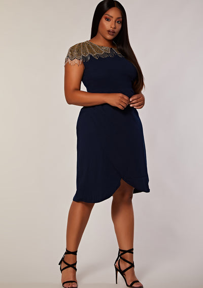 CURVE Nadya Dress