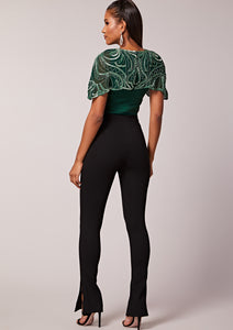 Gisella Bodysuit Green