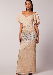 PRE ORDER Hyria Exclusive Bridesmaid Dress