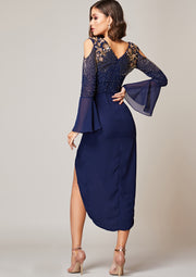 Lainie Dress Navy