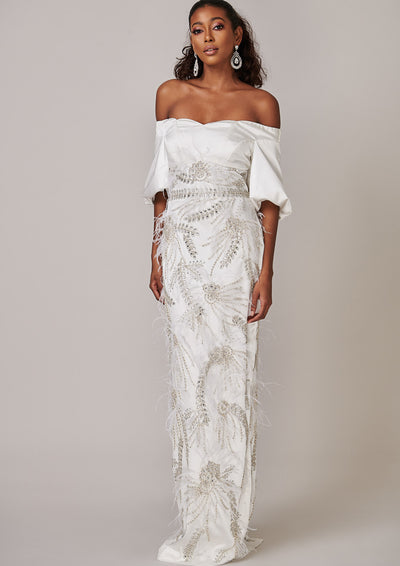 PRE ORDER Mikayla Exclusive Bridal Dress