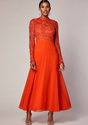 Naya Dress Orange