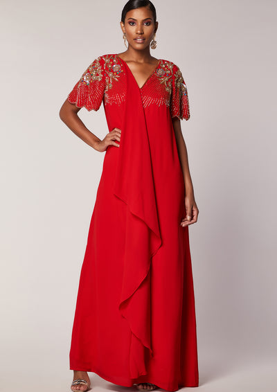 Raina Kaftan Dress