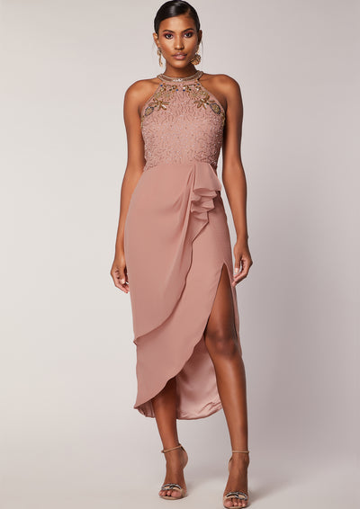 Regan Dress Blush