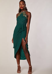Regan Dress Green