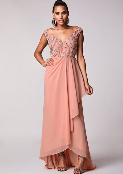 Rowan Dress Blush