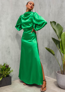 Tabitha Dress Green