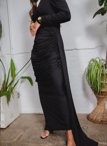 Zaina Dress Black