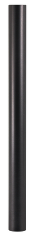 Aluminum tube Ø 34 mm - 420 mm length