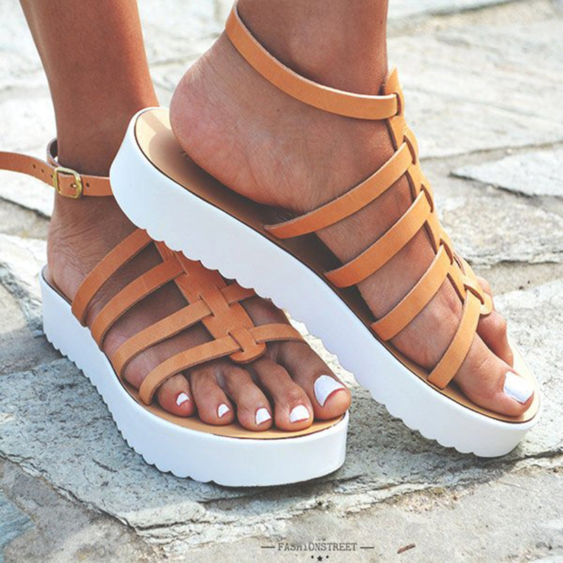Summer Daily Plus Size Sandal Shoes