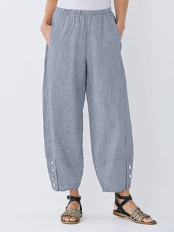 Linen Casual Pants