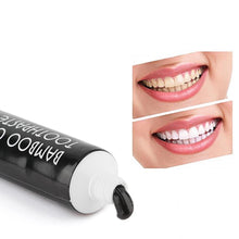 Dentifrice naturel au charbon