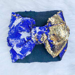 Sequin Bows