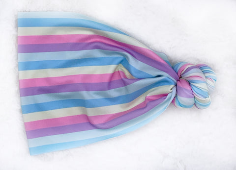 Pastel Stripes Swim