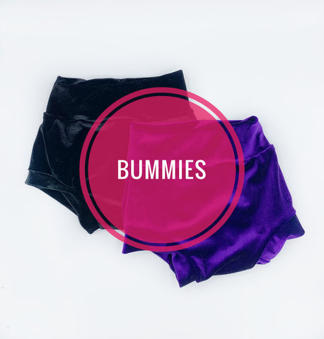 Solid Color Bummies