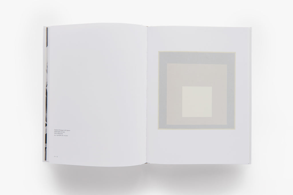 MIDNIGHT & NOON - JOSEF ALBERS