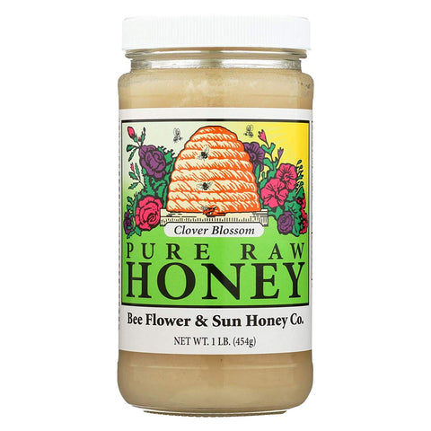Clover Blossom Honey - 1 lb