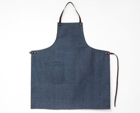 Standard Apron - Light Blue