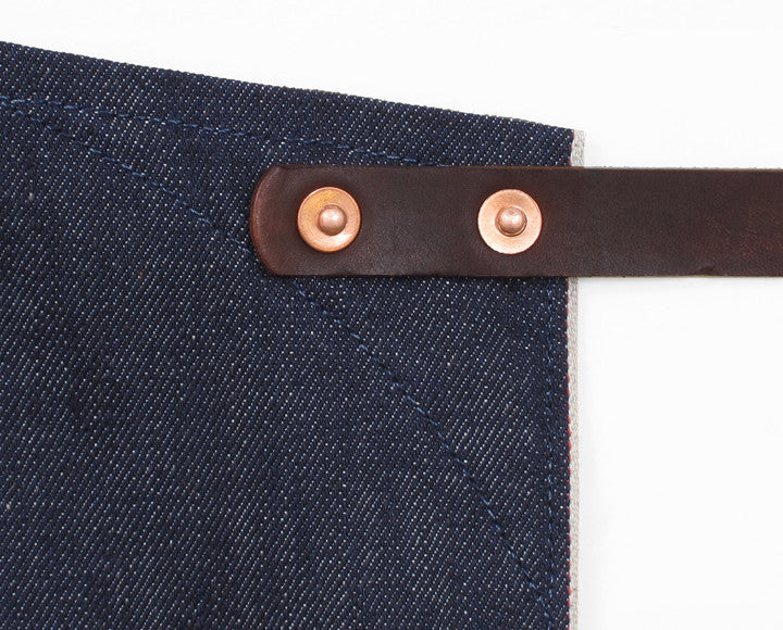 Deluxe Apron - Denim