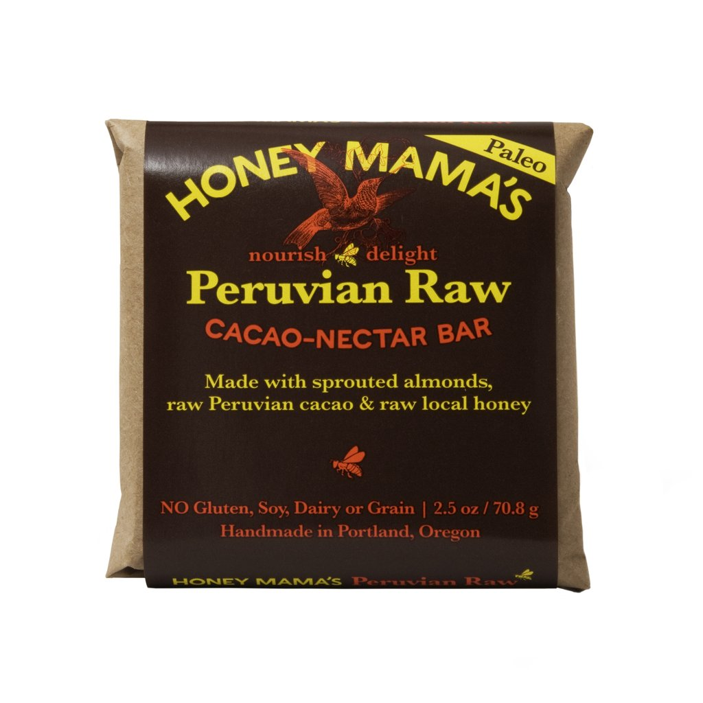 Honey Mama's Chocolate Bar