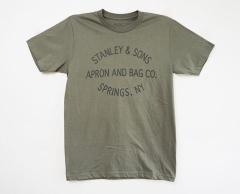 Logo T-Shirt - Army Green