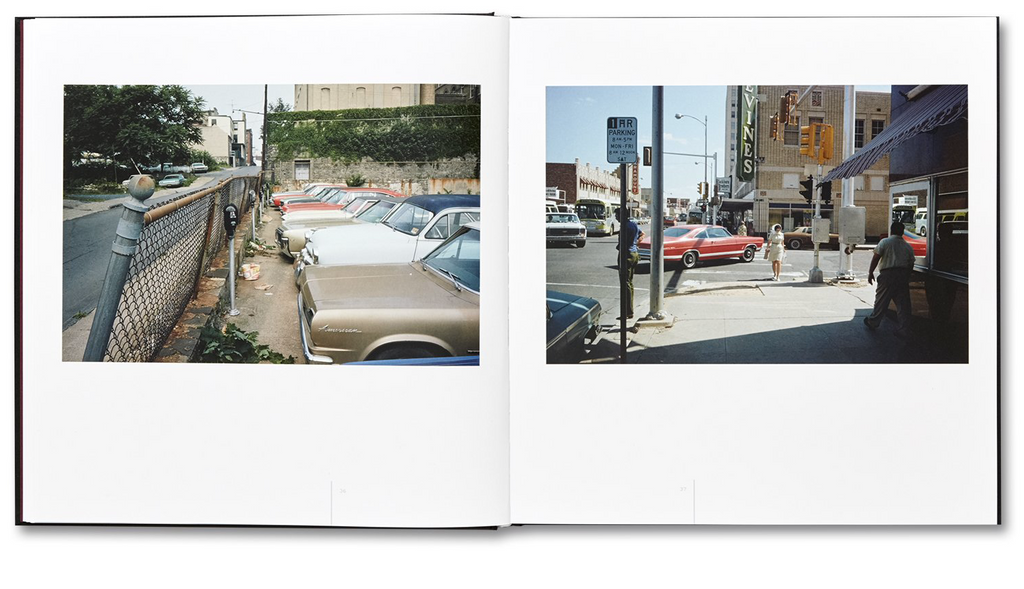 Transparencies: Small Camera Works 1971-1979  Stephen Shore
