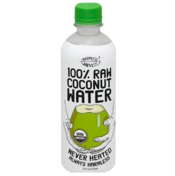 Harmless Harvest Coconut Water, 16oz