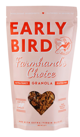 Early Bird Granola