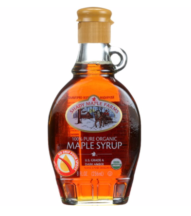 Organic Maple Syrup - 8oz