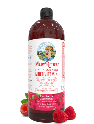 Mary Ruth's Liquid Morning Multivitamin