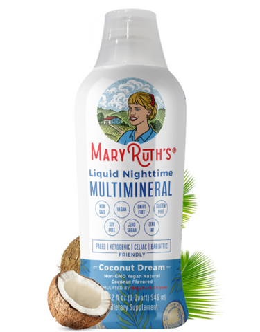 Mary Ruth's Liquid Nighttime Multimineral