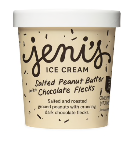 Jeni's Splendid Ice Cream Pint