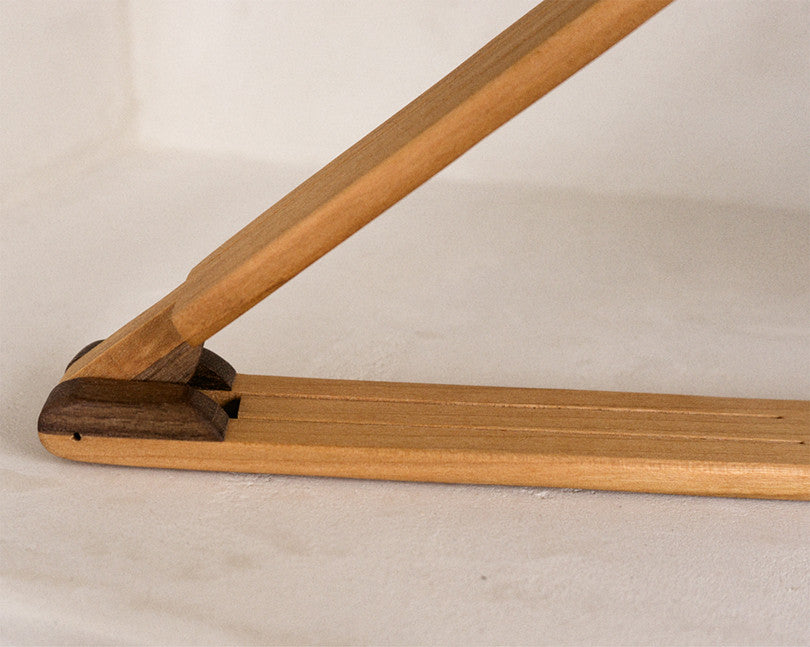 Wood Serving Tongs