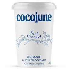 Organic Pure Cultured Coconut Yogurt - 16oz