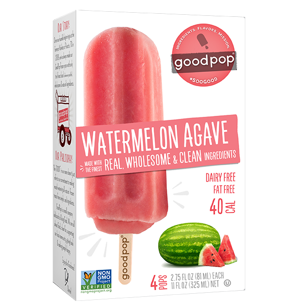 GoodPop Popsicle Box