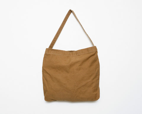Market Shoulder Bag - Camel