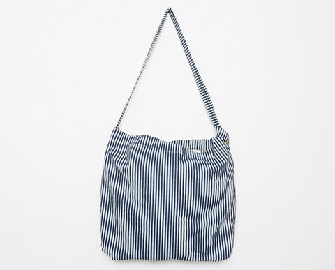 Market Shoulder Bag - Hickory Stripe