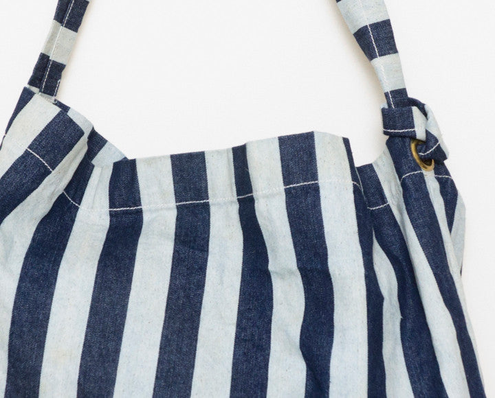 Market Shoulder Bag - Wide Stripe