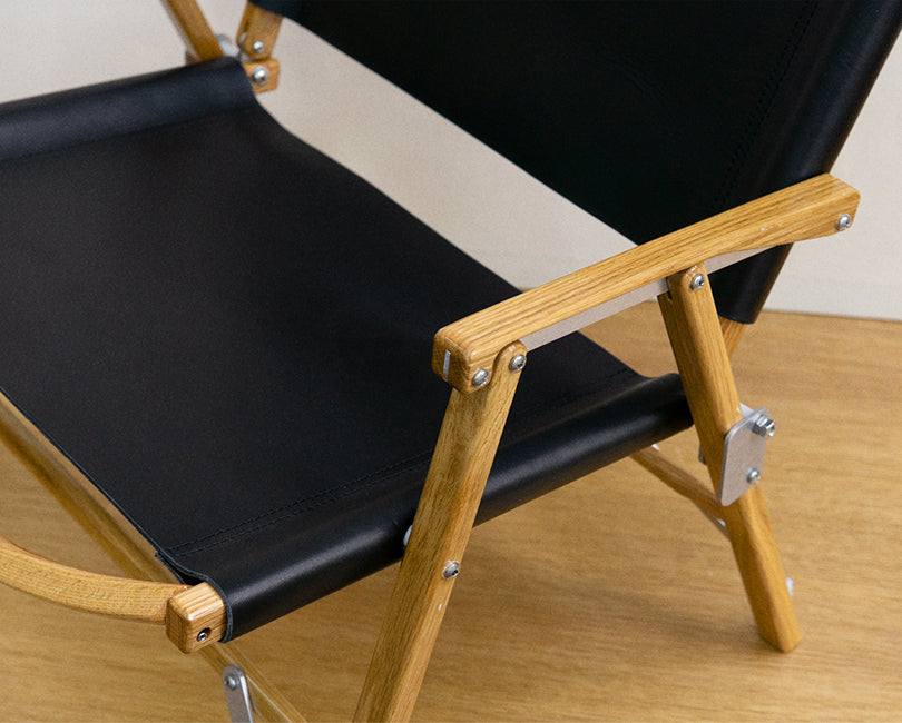 Folding Chair - Black
