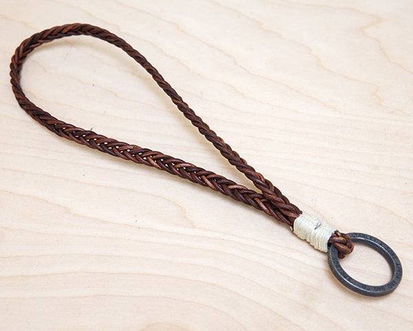 New Braided Key Fob Lanyard