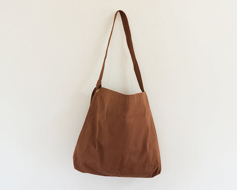 Market Shoulder Bag - Khaki
