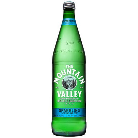 Mountain Valley Sparkling Water 1L