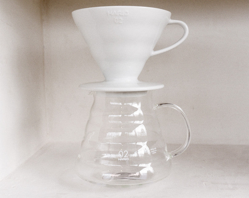 Hario Ceramic Coffee Dripper