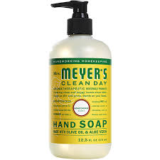Mrs. Meyer's Hand Soap, Honeysuckle